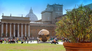 Sistine Chapel, St. Peter's & Skip-the-Line Vatican Museums Tour