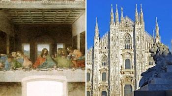 Historische rondleiding door Milaan plus Het laatste avondmaal