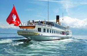 Excursion indépendante d'une demi-journée à Yvoire avec balade en bateau à ...