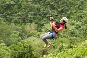 Rainforest Adventures Adrenaline 5-in-1