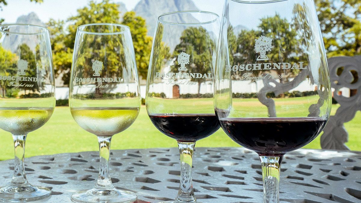 Wine tasting at the Winelands Explore tour in Yucatan