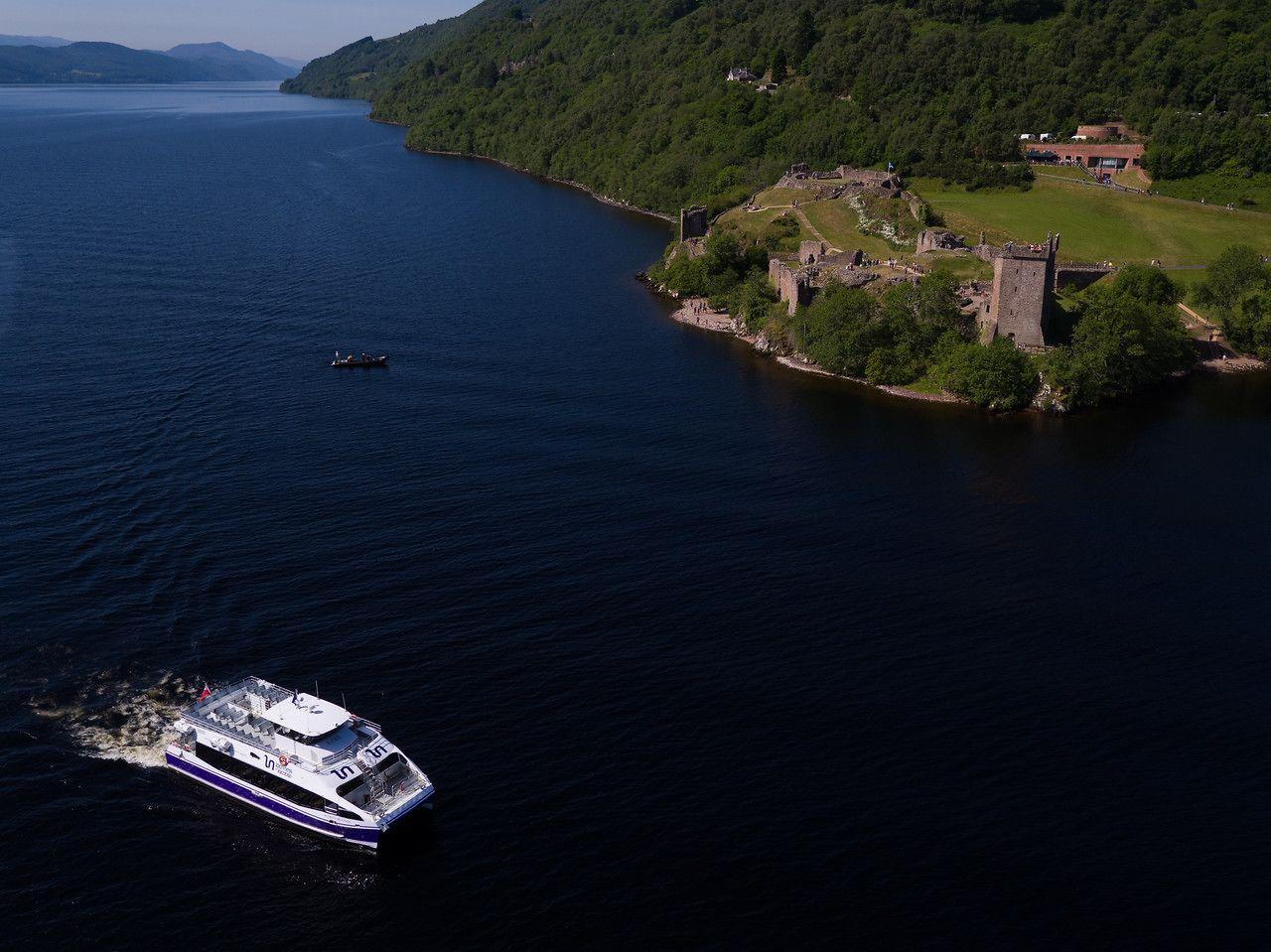 Caledonian Canal & Loch Ness Cruise from Dochgarroch Lock
