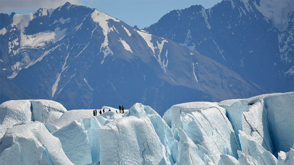 Matanuska Glacier Walk with Lunch