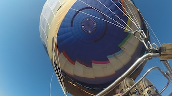 Guided Hot Air Balloon Tour Over Taos