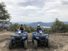 2 Hour Yosemite Quad bike Tour