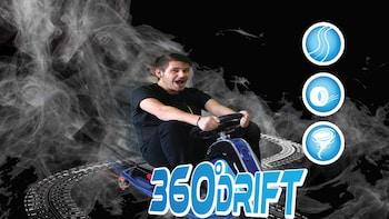 360 Degree Drift Go Karting
