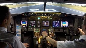 Boeing 737 Flight Simulator Experience