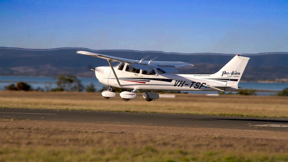 Show item 3 of 5. Learn to Fly Discovery Package at Par Avion Wilderness Tours in Hobart and Surrounds, TAS, Australia