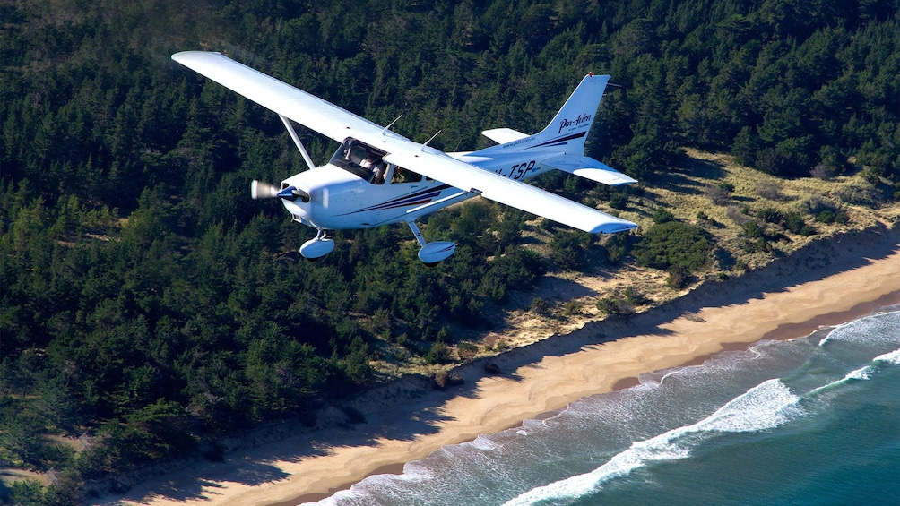 Show item 1 of 5. Learn to Fly Discovery Package at Par Avion Wilderness Tours in Hobart and Surrounds, TAS, Australia