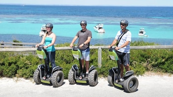 Rottnest Island Cruise, Segway Tour & Bike Package