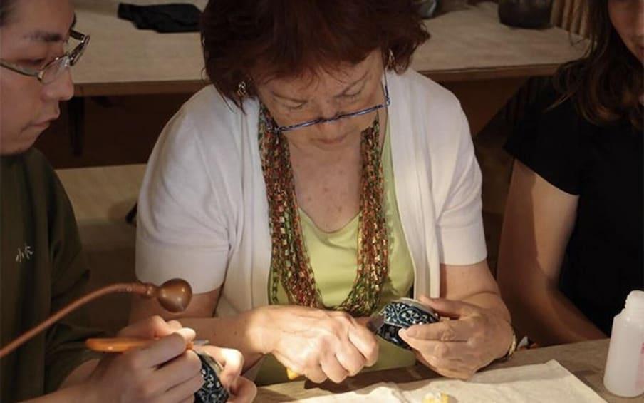 Kintsugi Pottery Repair Workshop