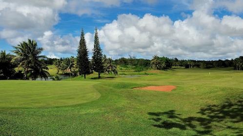 Golf course in Guam
