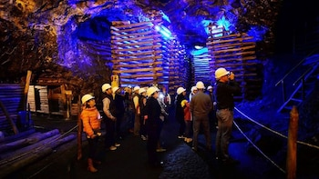 Private Half-Day Tour to the Salt Mines of Nemocón