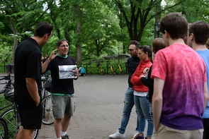 Guided Bike Tour of New York City's Central Park