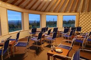 Aurora Viewing Lodge Tour