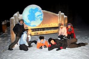 Arctic Circle & Northern Lights Tour