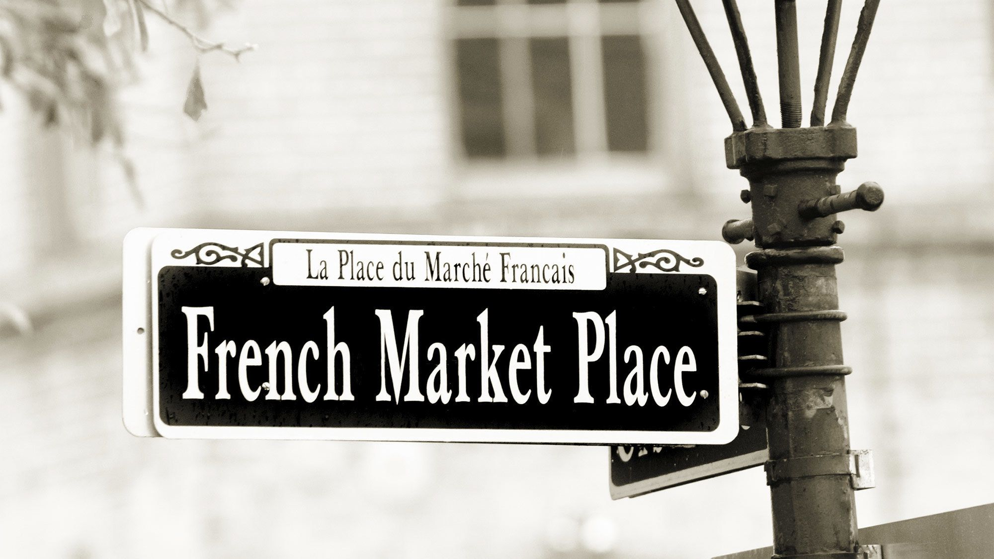 French Market Place in New Orleans, LA
