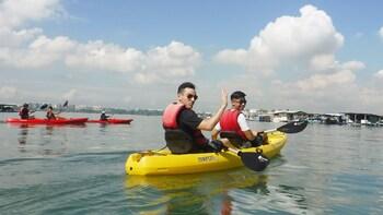 Ketam Island Kayaking Half-Day Adventure