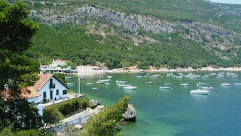 Privater Tagesausflug zum Nationalpark Serra da Arrábida und nach Sesimbra