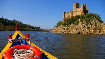 Excursion privée d'une journée à Tomar et dans les forteresses des Chevalie...