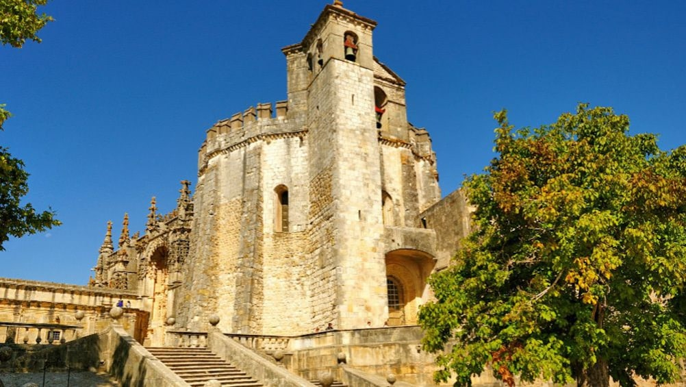 Private Day Trip to Tomar & Knights Templar Fortresses