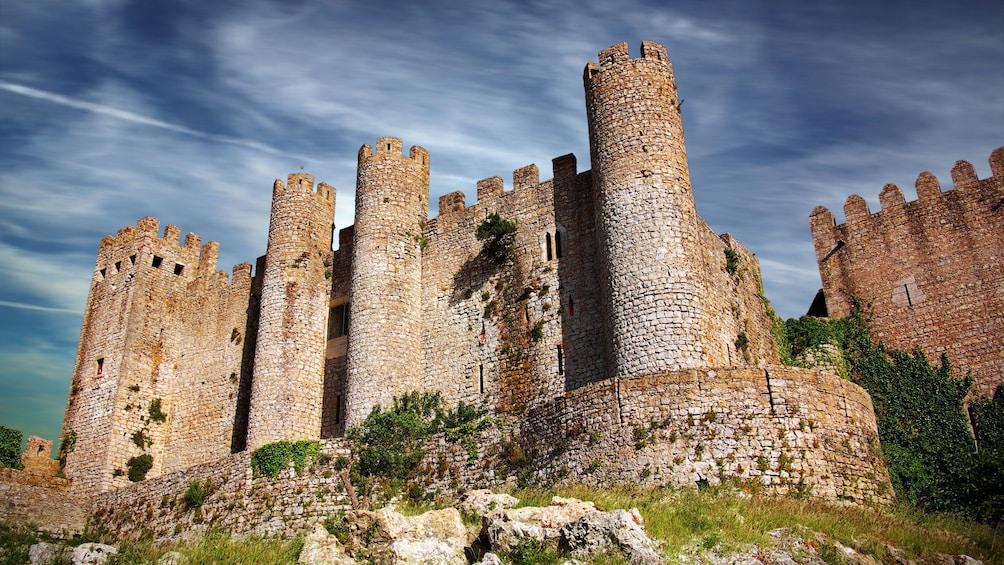 Show item 5 of 5. Medieval castle in Obidos