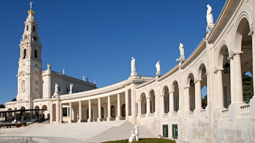 The Sanctuary of Our Lady of Fátima
