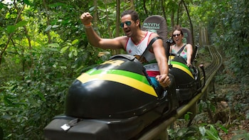 Bobsled & Sky Explorer Tour at Mystic Mountain