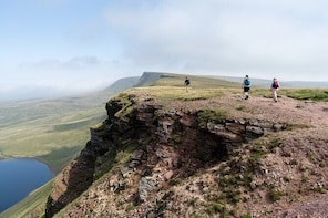 7 Day Travel Scavenger Hunt - Brecon Beacons & Gower (Self-Guided Private)