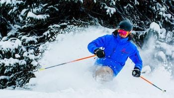 Paquete de renta de equipo de ski en Vail