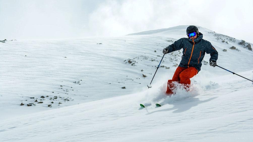 Show item 2 of 5. Skier in Colorado