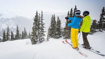 Pacote de aluguel de esqui no Snowbird