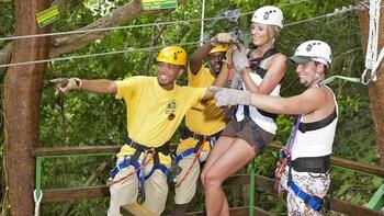 Canopy Zip Line & Sky Explorer Tour at Mystic Mountain