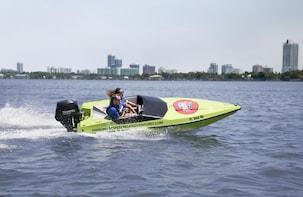 Speed Boat Adventure Tour