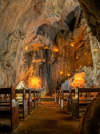Show item 1 of 9. Guided Cathedral Cave Tour of the Capricorn Caves
