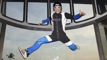 Indoor Skydiving Experience at iFly Singapore