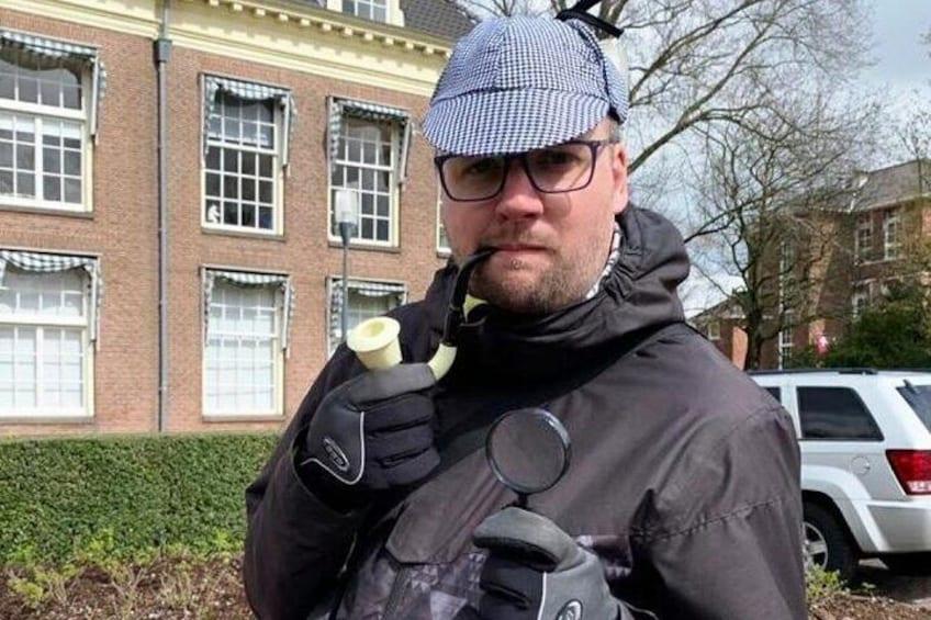 Exciting murder tour - interactive city walk in Maastricht