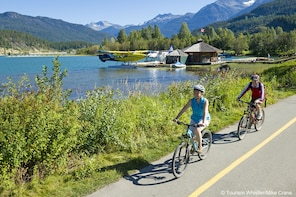 Valley Trail Bike Tour - Guided