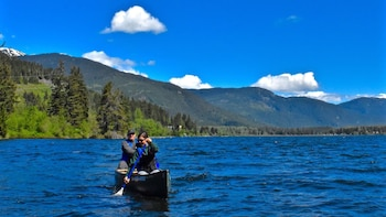 Alta Lake Nature Paddle Canoe or Kayak Tour - Private Guided