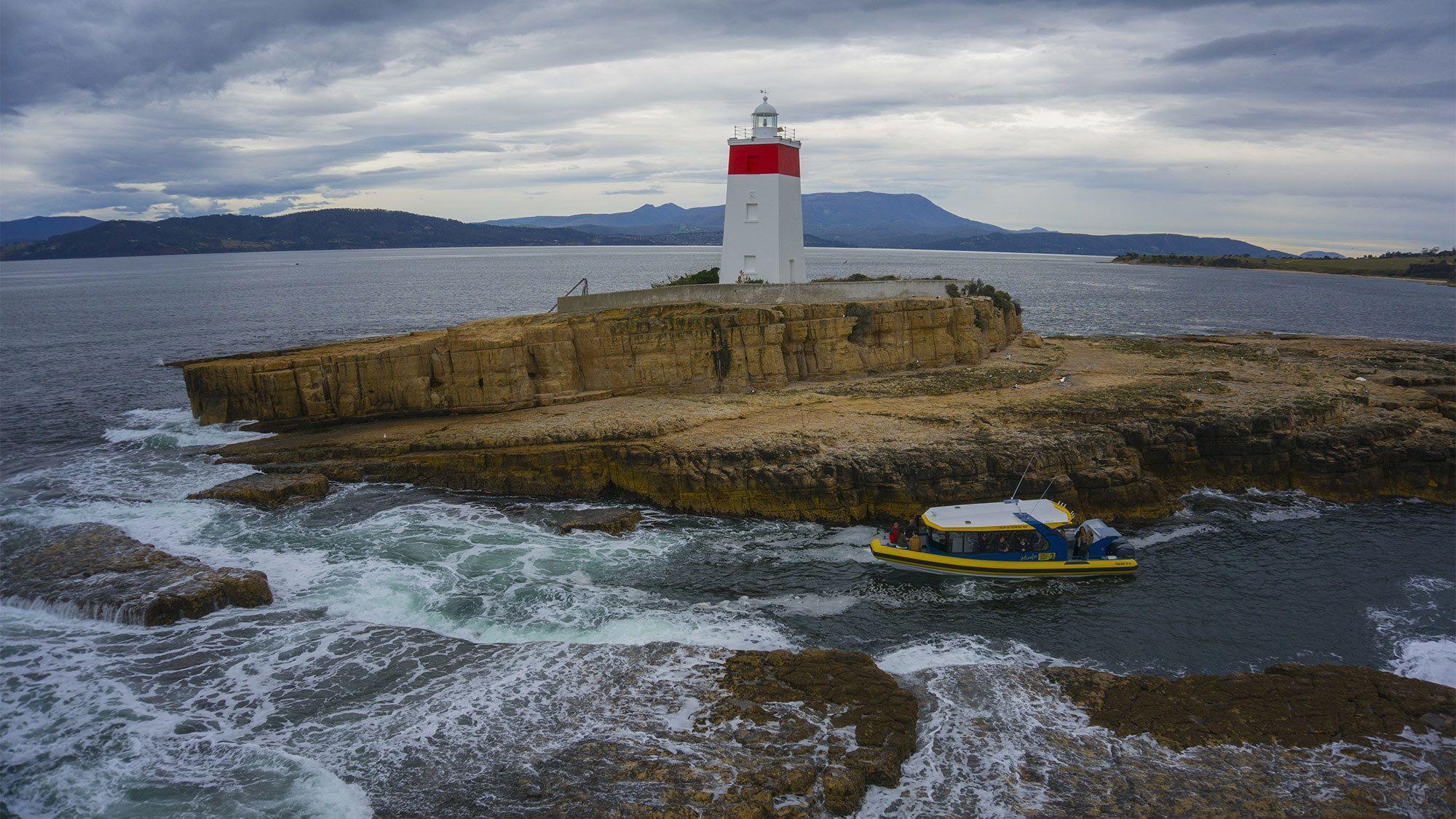 Scenic Hobart Waterfront Cruise