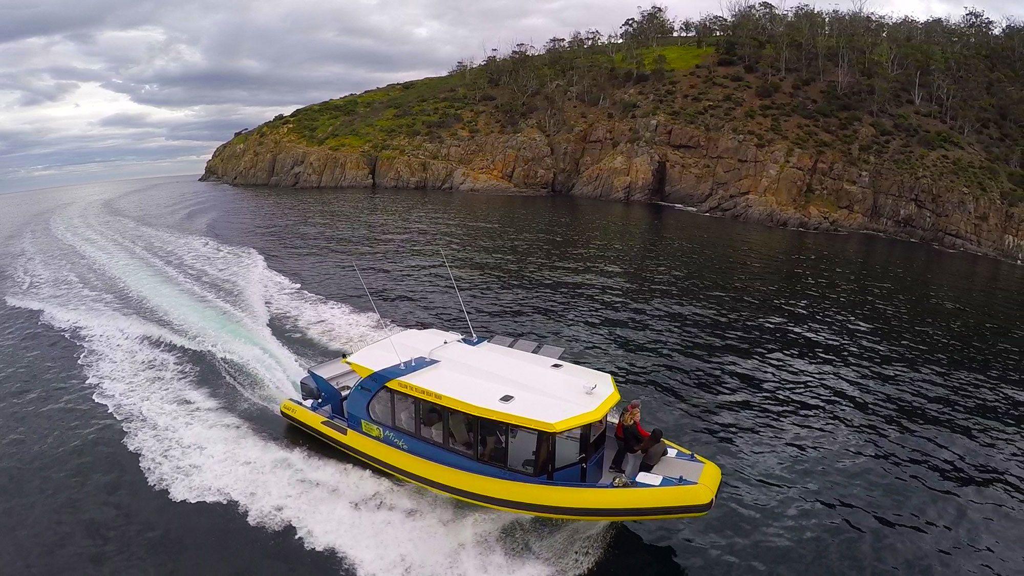 Hobart Waterfront Cruise