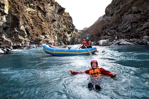 Kawarau River Rafting - Jet to Raft