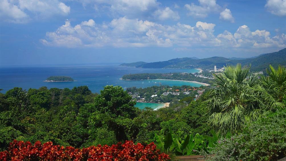 Beautiful view of Phuket