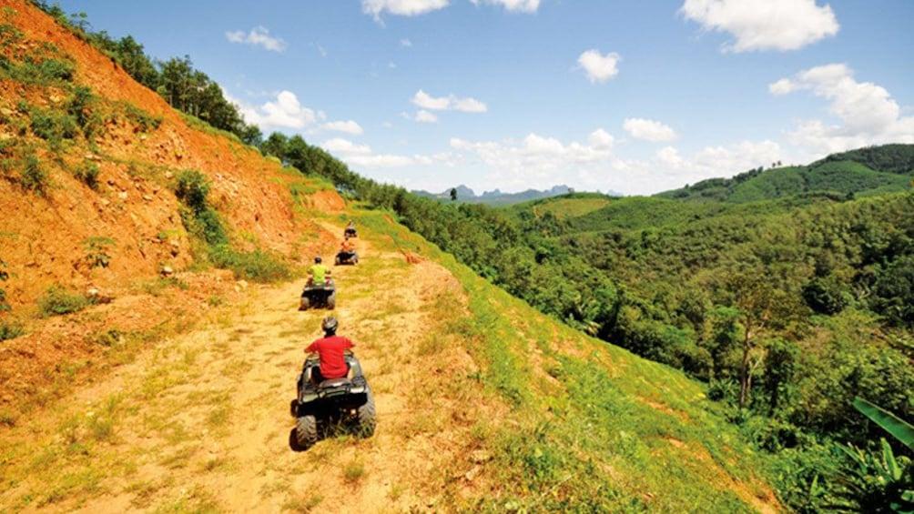 ATV Tours in Phang Nga