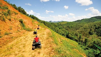 Morning Quad Bike ATV Tour in Phang Nga with Guide
