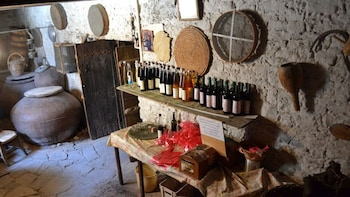 Full-Day Private Excursion to Omodos & Lofou with Wine Tasting