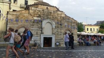 Small-Group Medieval Athens Walking Tour
