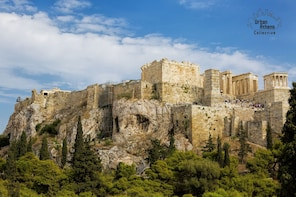 Passeio a pé Atenas Mitológica, com guia especializado