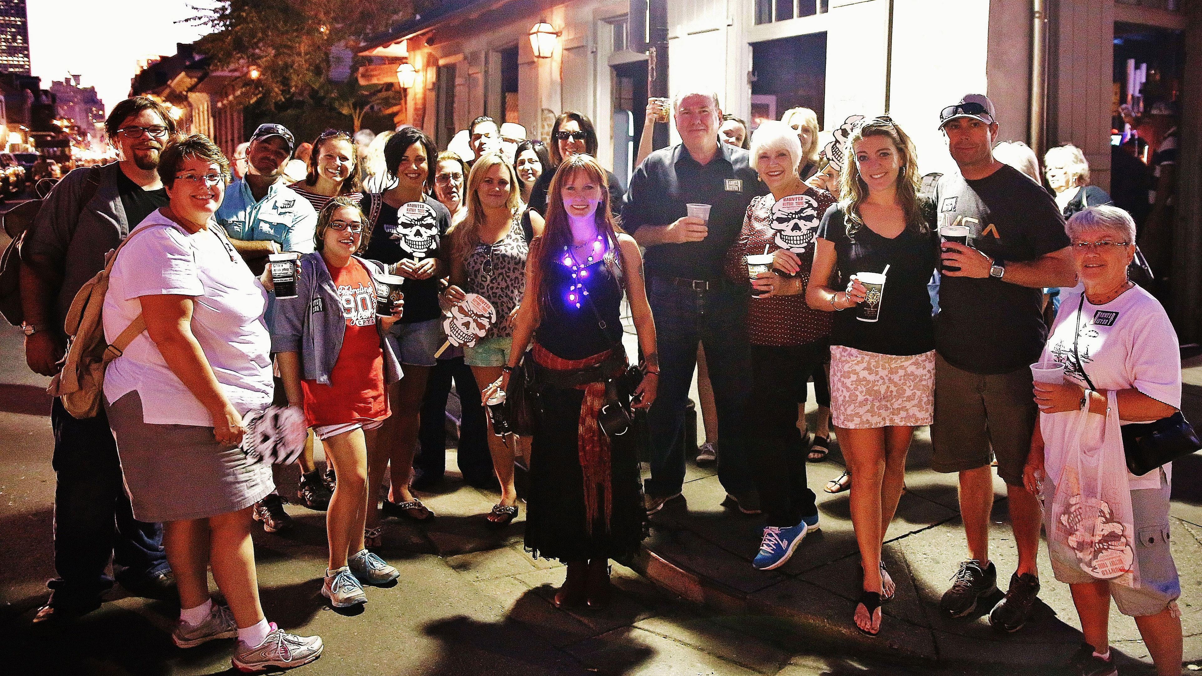 Voodoo, Witches, Ghosts, Vampires & Unsolved Mysteries Walking Tour