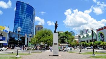 Half-Day Port of Spain Highlights & Maracas Bay Tour